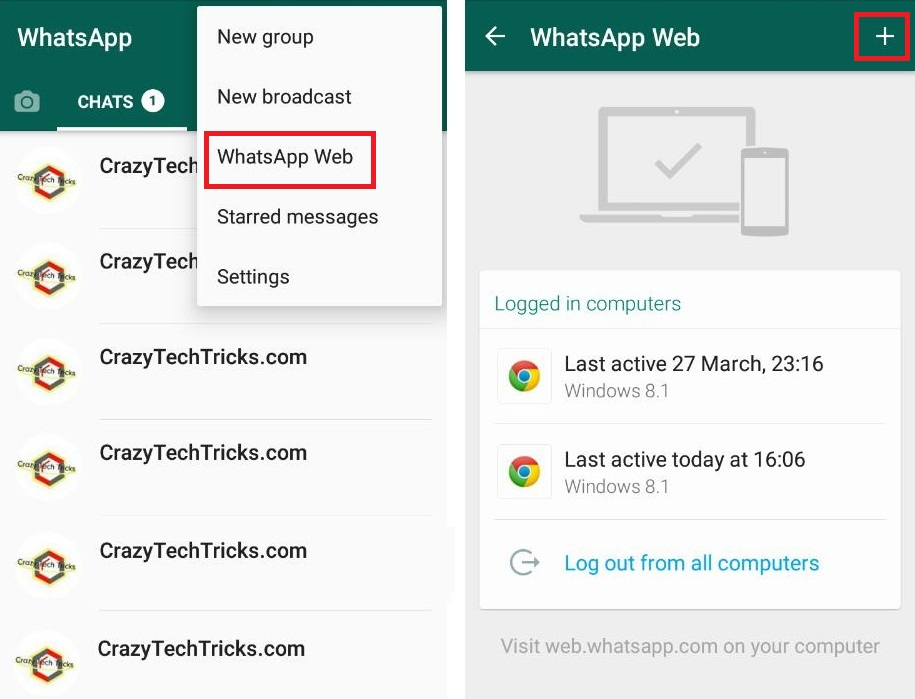 WhatsApp For Desktop - Download WhatsApp for PC -