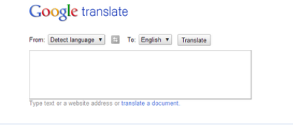 Using Google translator Unblock blocked websites