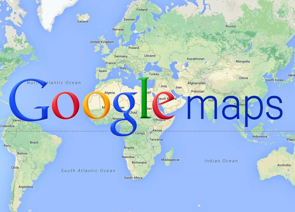 save google maps for offline use