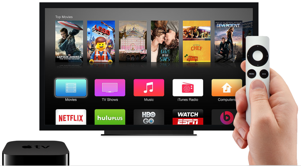 Change/Rename your Apple TV