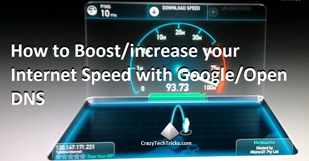 how to use internet booster