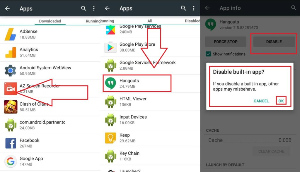Hide Apps Without Root - disable android apps