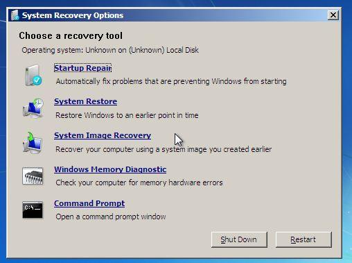 I forgot my Administrator Password Windows 7