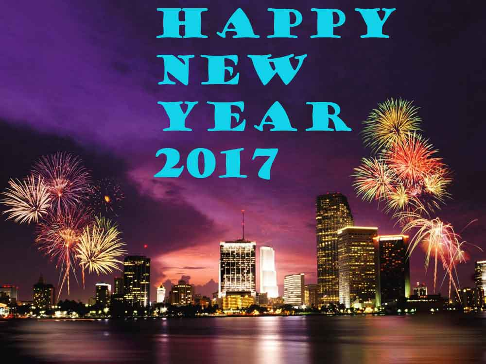Happy New Year 2017 everyone