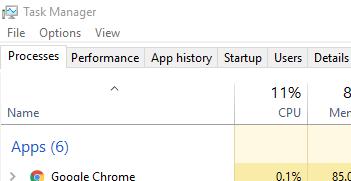 Administrative Permissions -Windows 10 Start Menu issue