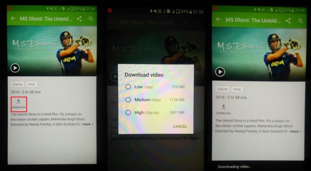 How to Download Hotstar Videos in Android – Legal Method