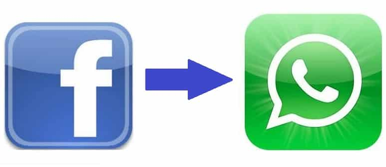 Facebook to WhatsApp - send-share whatsapp video-status-photos