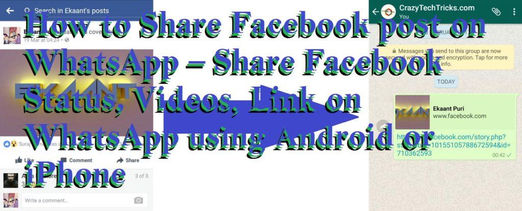 Whatsapp and facebook status app download