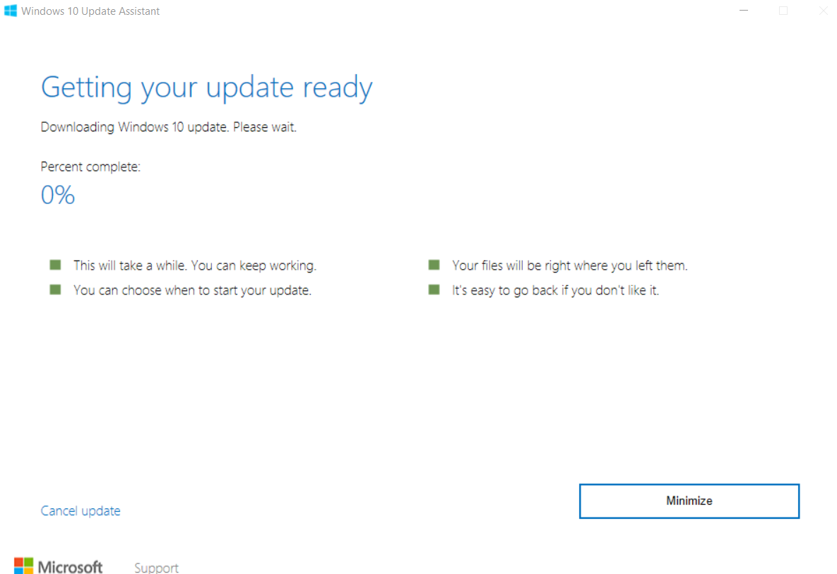 Force Windows Updates to Install