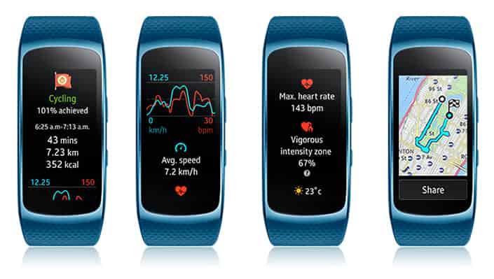 Samsung Galaxy Gear Fit2