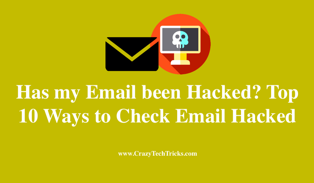 Has my Email been Hacked