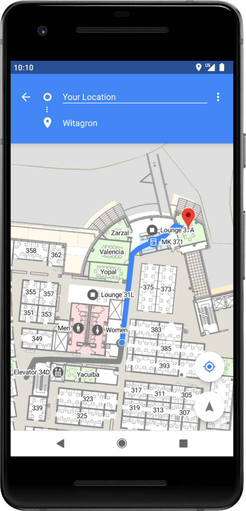 Indoor Positioning with Wi-Fi RTT - Top 10 Best Android P Features You Must Know - Latest Android Version