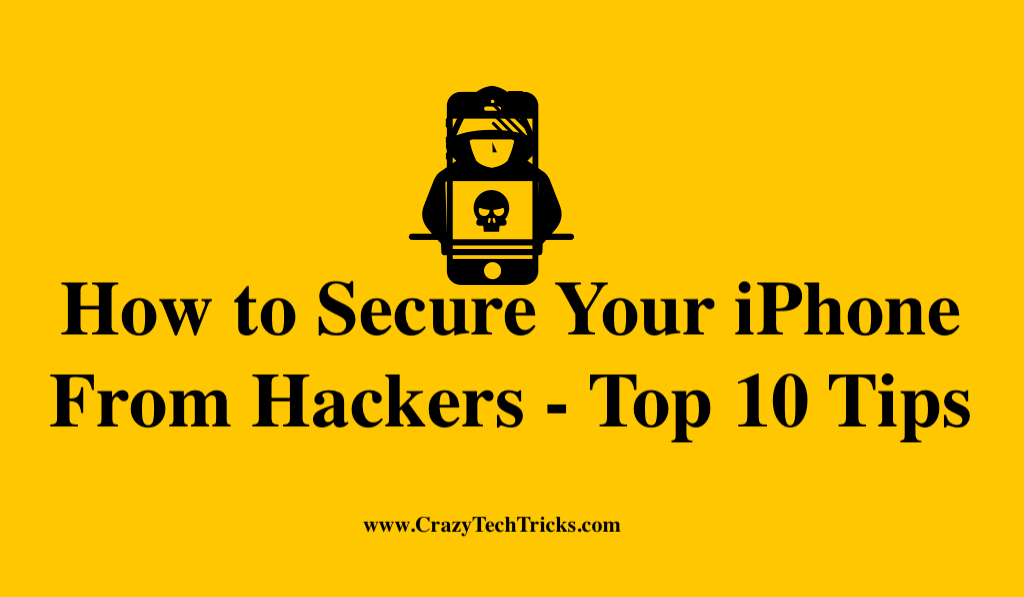 Secure Your iPhone From Hackers
