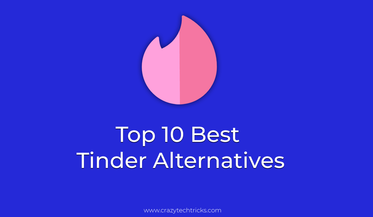 Best Tinder Alternatives