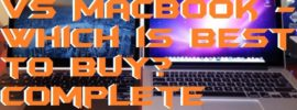 Chromebook vs MacBook - Which is Best to Buy Complete Comparison