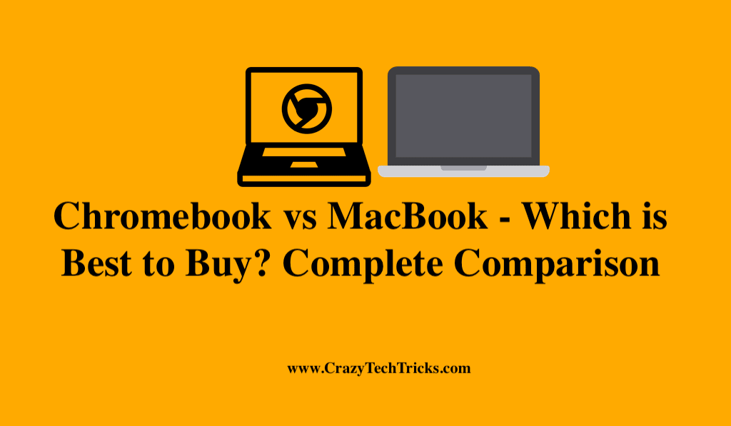 Chromebook vs MacBook