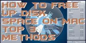 How to Free Up Disk Space on Mac 2019 – Top 3 Methods