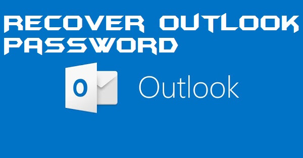 How to Recover Outlook Password on Windows PC-Laptop 2018 - Top 2 Methods