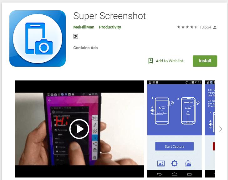 How to Screenshot on Samsung Tablet - Top Best 10 Methods - By Super Screenshot