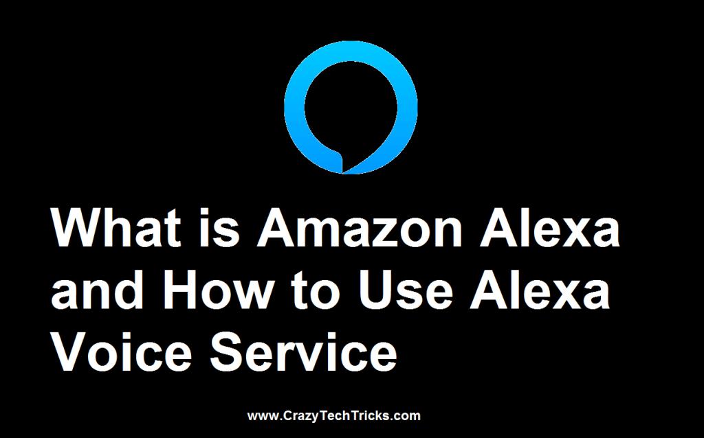 How to Use Alexa Voice Service