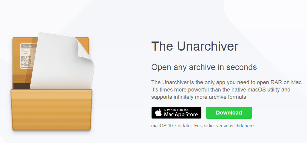 How to Open RAR Files on Mac 2018 – Using Unarchiver