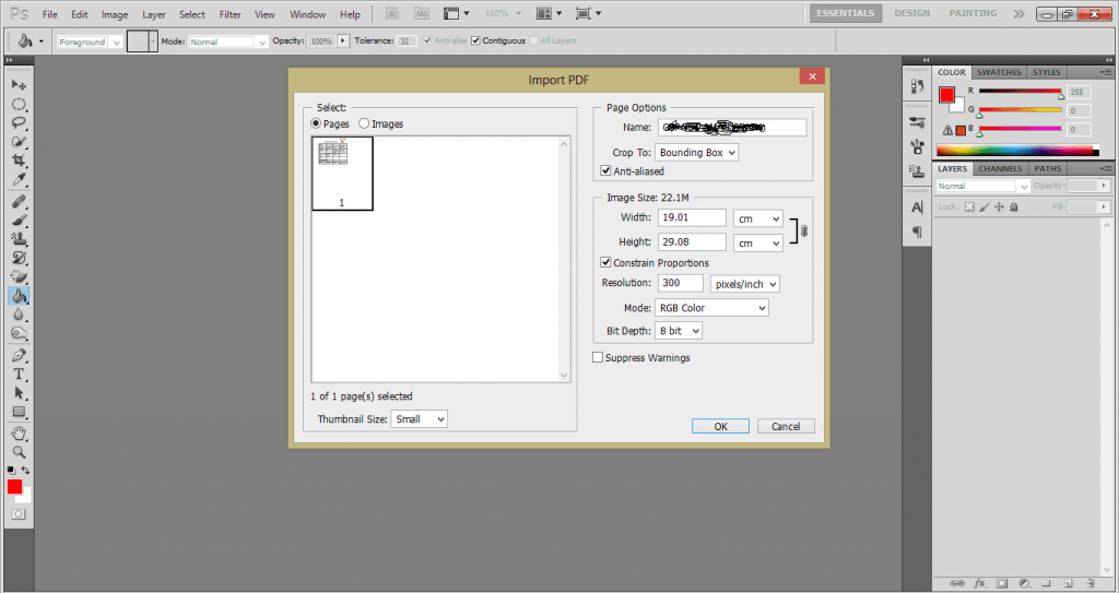 How to Save a PDF as a JPEG on Windows-Mac-Online – Using Adobe Photoshop