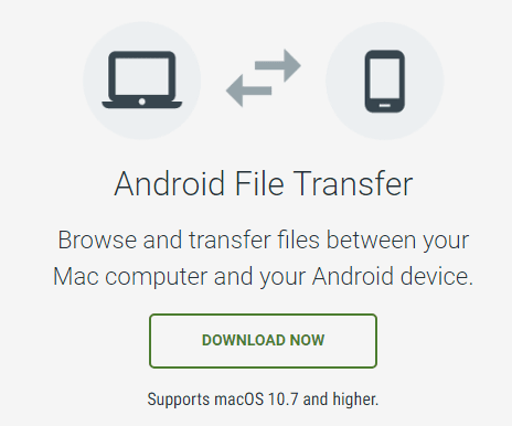 How to Transfer Photos From Android to Mac – Using Android File Transfer