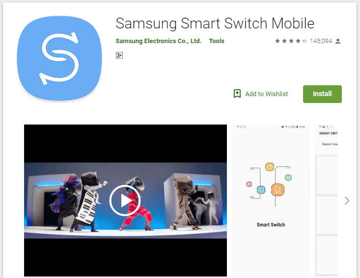 How to Use Samsung Smart Switch for Mac – app