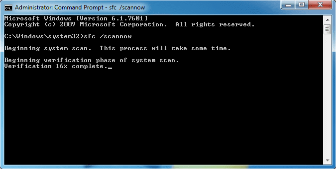 Use commnond prompt - How to Run System File Checker to Repair Corrupted Files on Windows 10-min