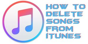 How to Delete Songs from iTunes on iPhone or Mac