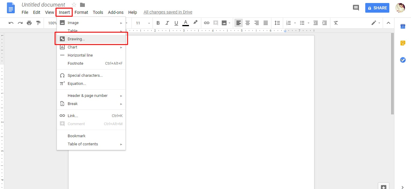How To Create And Add A Text Box In Google Docs