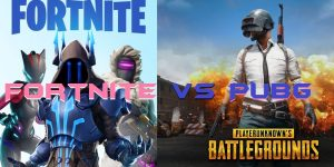 Fortnite vs PUBG – Which is Best to Play on Phone 2019