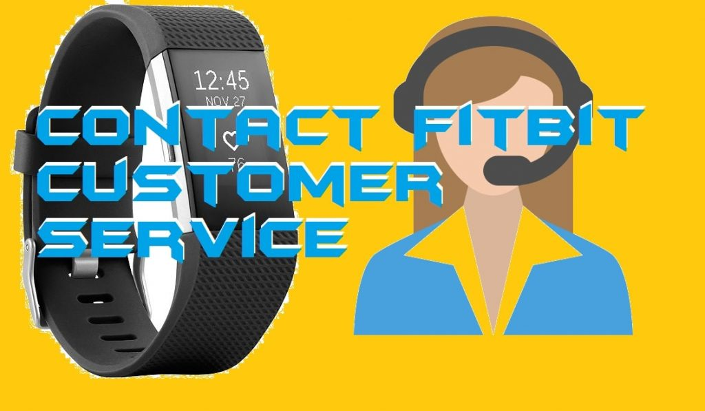 How to Contact Fitbit Customer Service