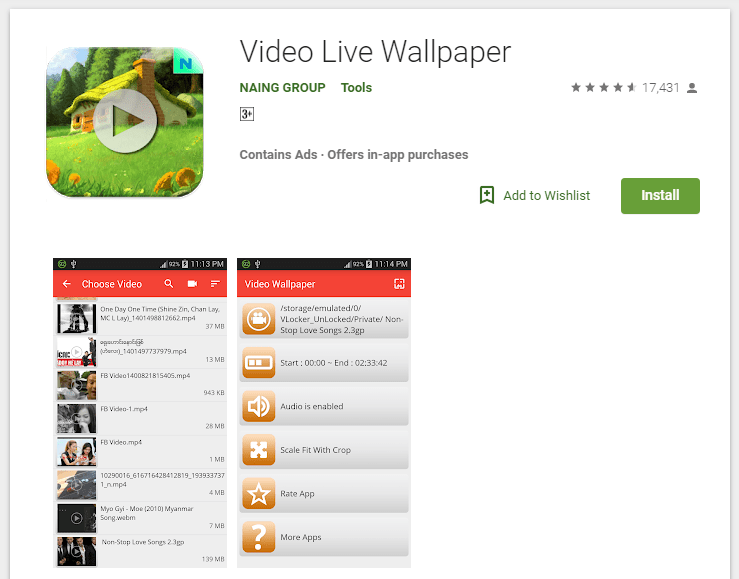 How to Make a Live Wallpaper on Android - Video Live Wallpaper on Android