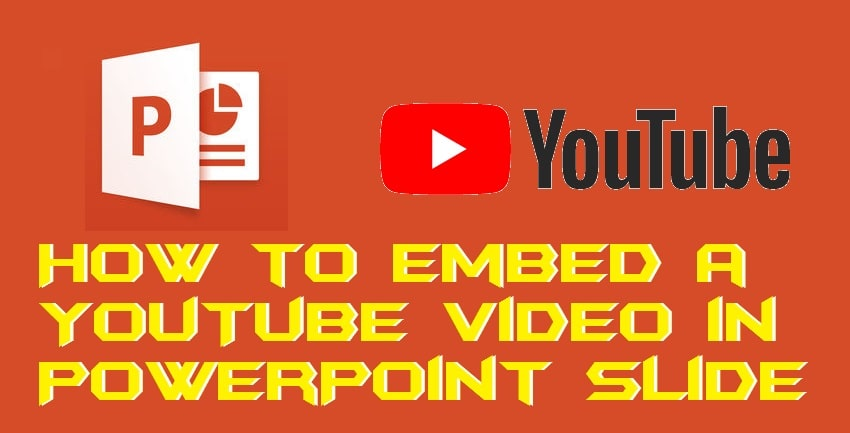 How to Embed a YouTube Video in PowerPoint Slide - Add Unlimited Videos