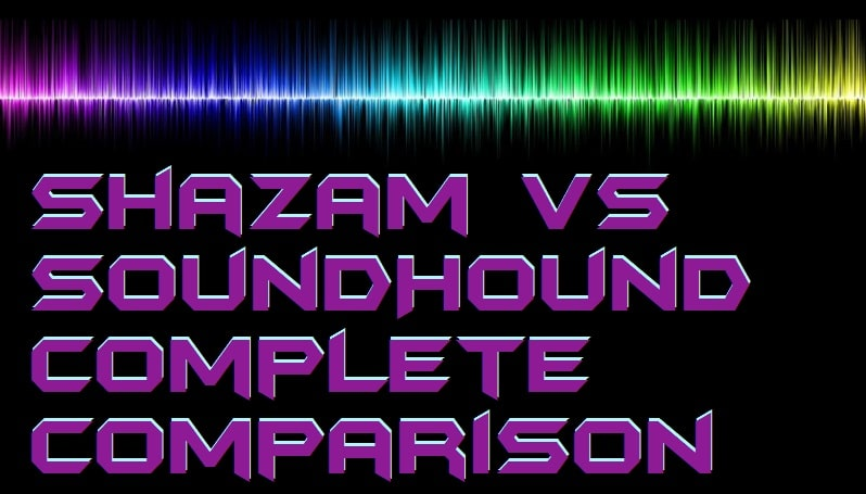 Shazam vs SoundHound - Complete Comparison