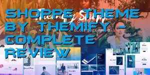 Shoppe Theme by Themify - Complete Review