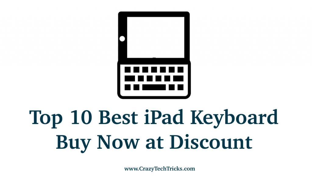 Best iPad Keyboard