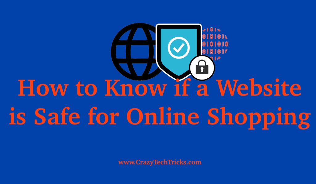 How to Know if a Website is Safe for Online Shopping