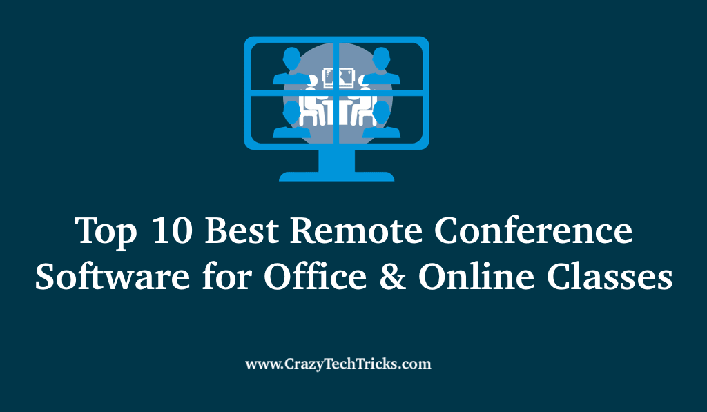Best Remote Conference Software