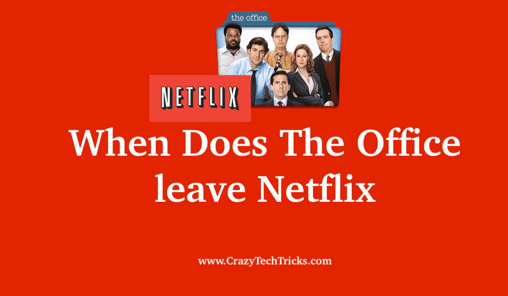 When Does The Office leave Netflix