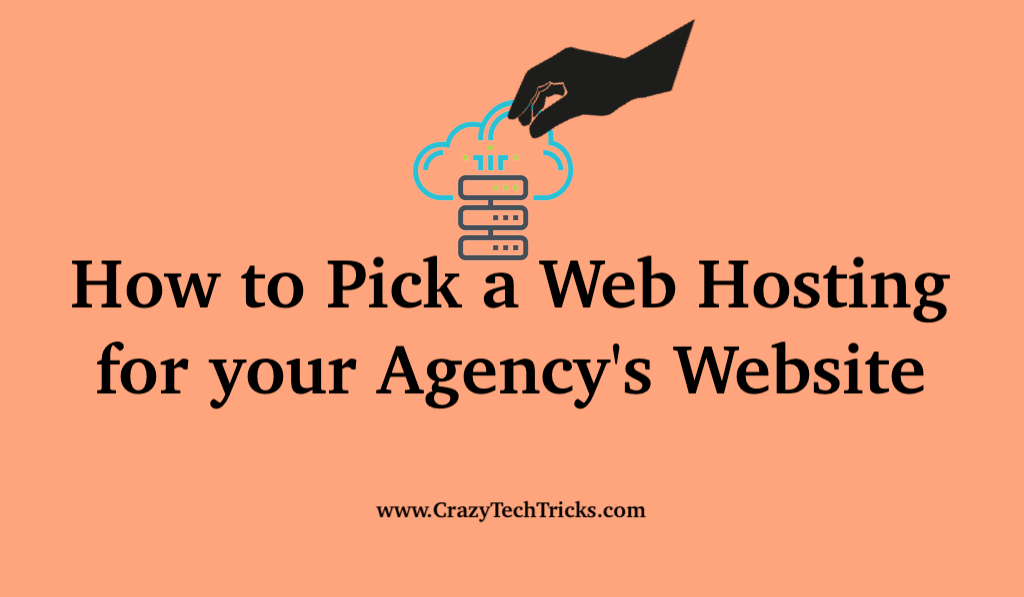 How to Pick a Web Hosting