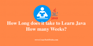 How Long does it take to Learn Java