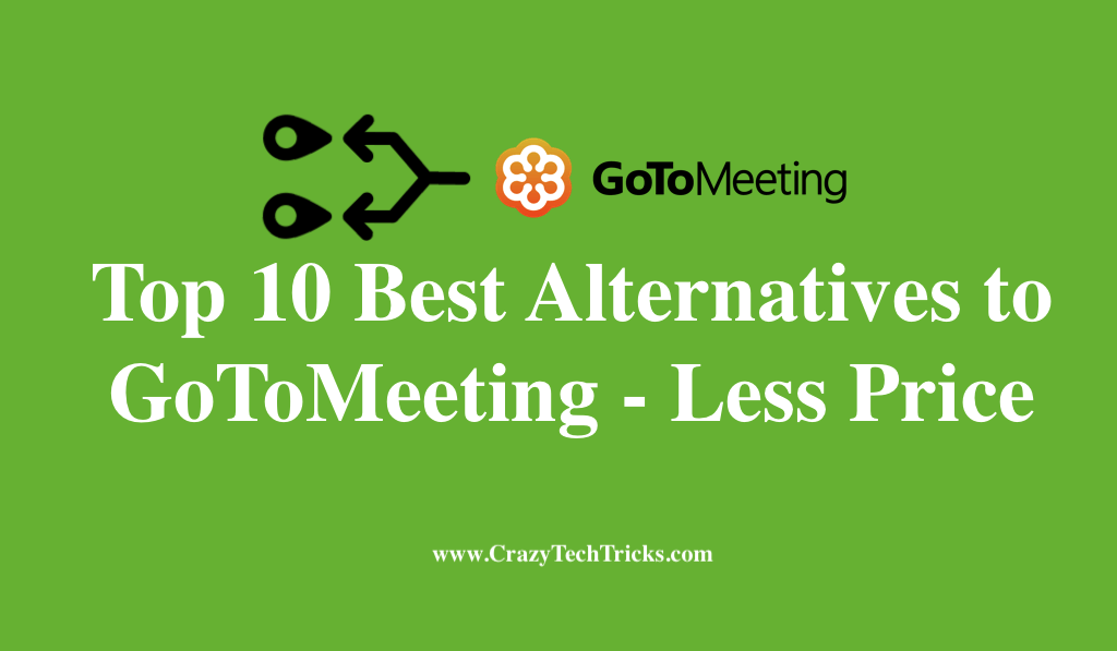 Best Alternatives to GoToMeeting