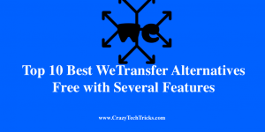 Best WeTransfer Alternatives